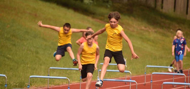 Trojboj atletických přípravek