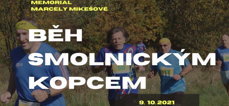 30. ročník – Běh Smolnickým kopcem – Memoriál Marcely Mikešové
