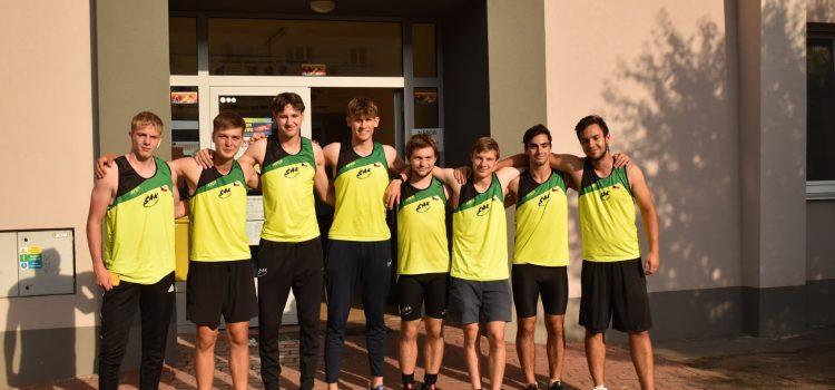 Družstvo juniorů dnes bojovalo v Pardubicích na Mistrovství Čech